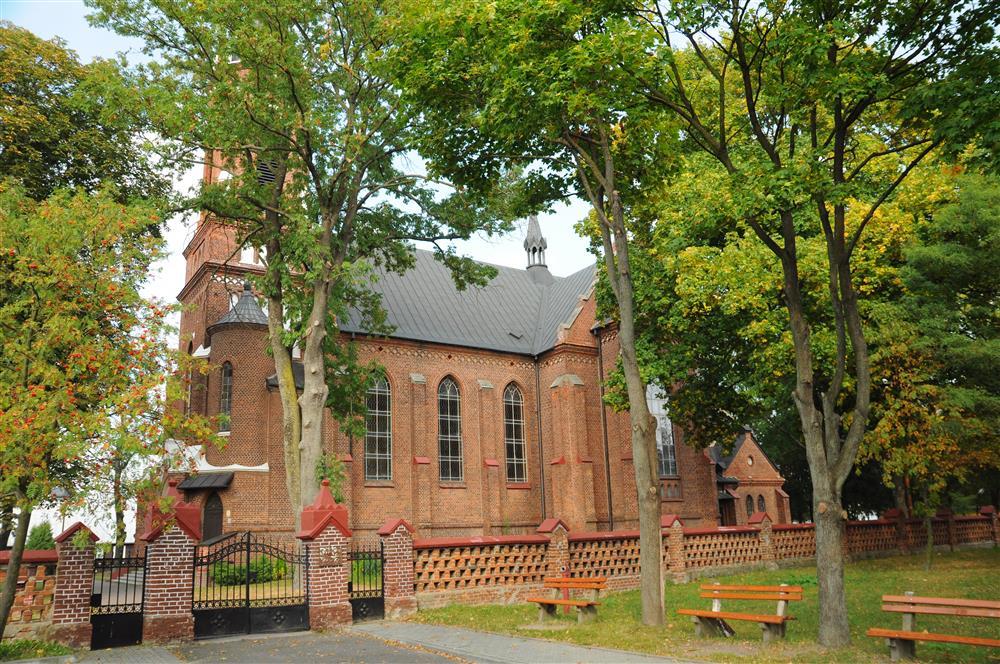 Kościół pw. Jana Chrzciciela w Pawłowie