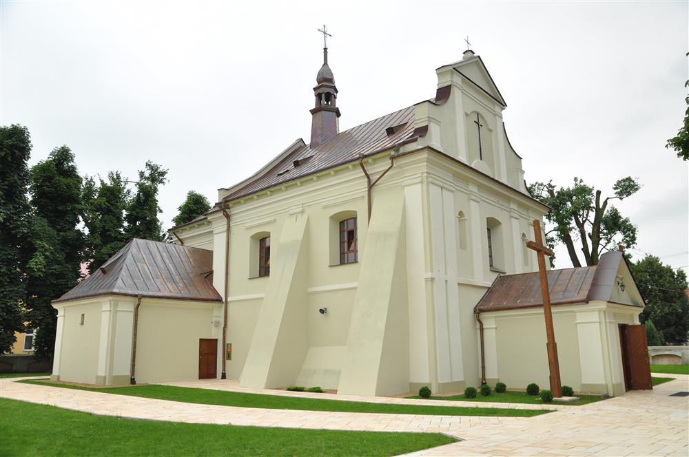Kościół pw. Przemienienia Pańskiego w Sawinie