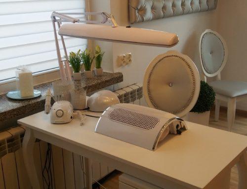 Utworzenie salonu kosmetycznego