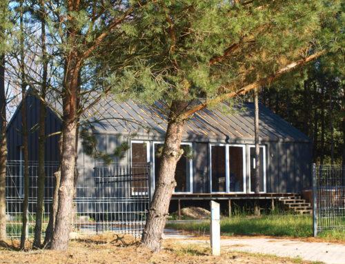 Miejsca noclegowe w ekologicznym domu
